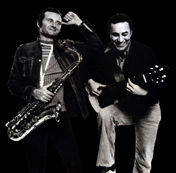 Stan Getz and Joao Gilberto