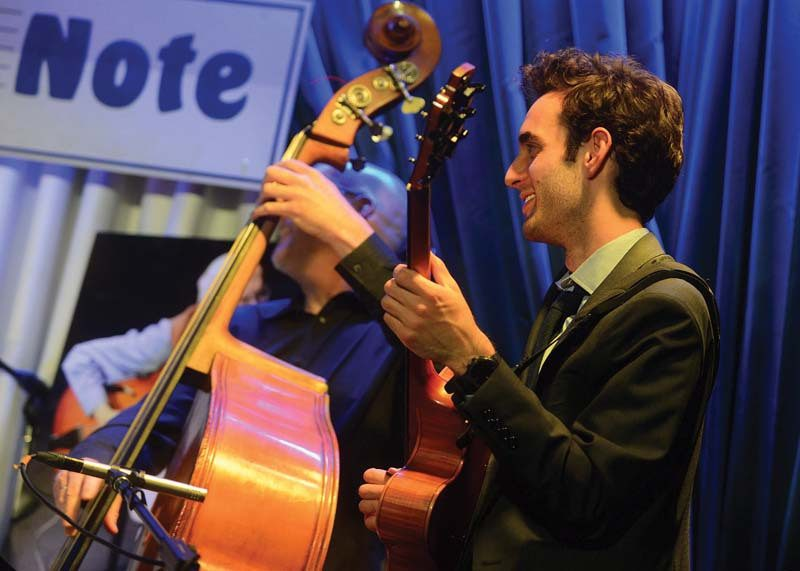 Julian Lage, Blue Note, NYC, April 2014