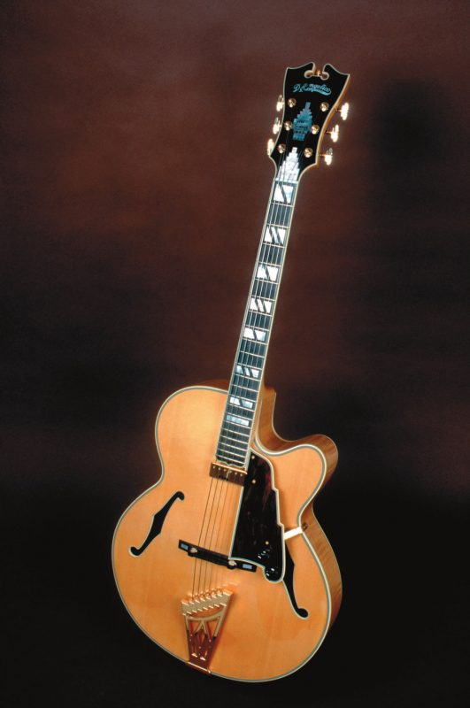 D'Angelico NYL-2 Guitar