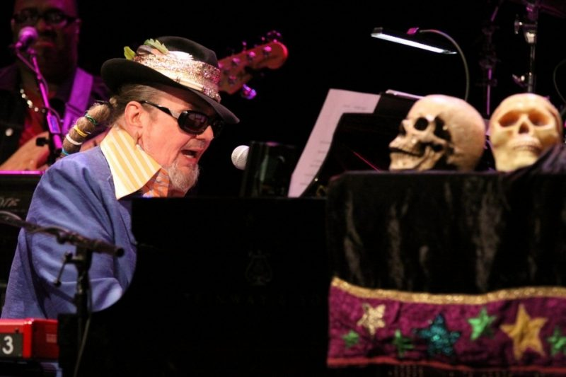 Dr. John at Tri-C JazzFest 2013