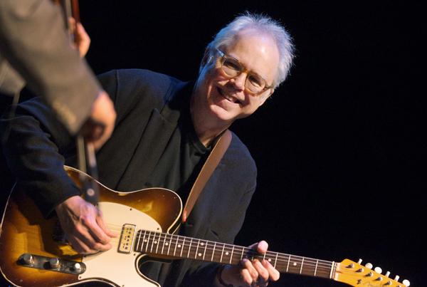 Bill Frisell, Tri-C jazz Fest, 2013