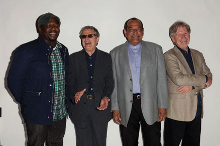 Charlie Haden's Quartet West
