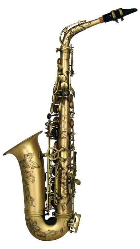 """L.A. Sax Big Lip """"X"""" Saxophone"""