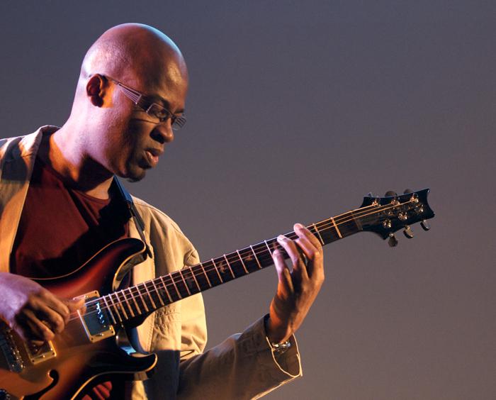 Lionel Loueke at Tri-C JazzFest 2013