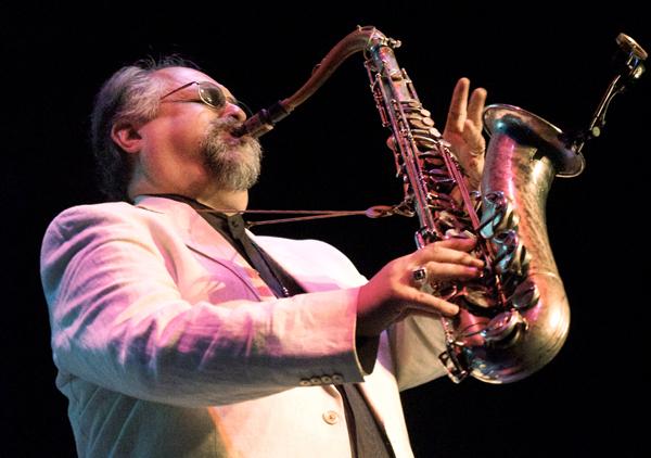 Joe Lovano, Tri-C Jazz Fest, 2013