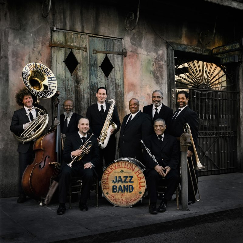"""The Preservation Hall Jazz Band announced today that they will be touring the United States with fellow New Orleans icon Allen Toussaint. Calling it the """"Oh Yeah! Tour,"""" the road trip marks the first time the PHJB and Toussaint have toured together. The Oh Yeah! Tour, produced by Columbia Artists Management LLC, will play performing […]"""