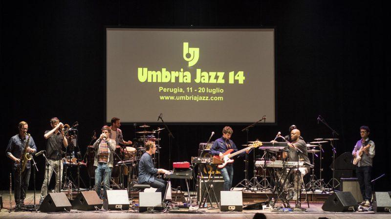 Snarky Puppy at Umbria Jazz 2014