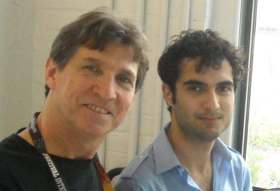 Tigran Hamasyan and Russ Davis at the Montreal Jazz Festival image 0