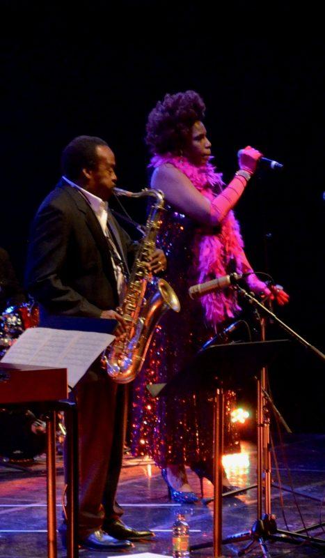 David Murray and Macy Gray, Montreal Jazz Festival, 2013