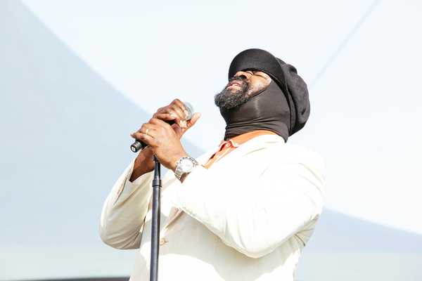 Gregory Porter, DC Jazz Festival 2014