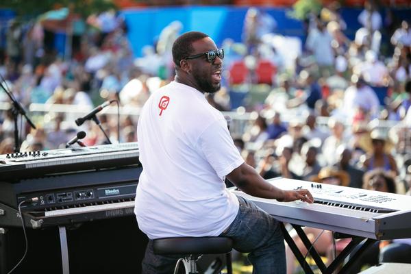 Robert Glasper, DC Jazz Festival 2014