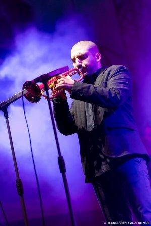 Ibrahim Maalouf, Nice Jazz Festival 2014