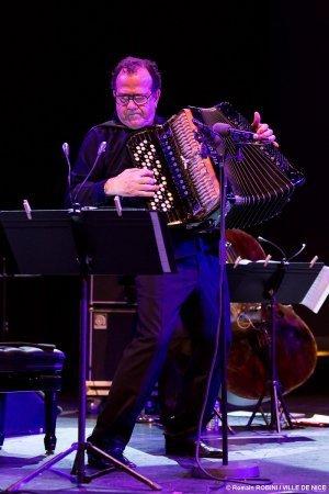 Richard Galliano, Nice Jazz Festival 2014