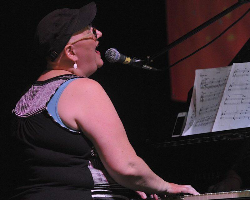 Jennifer Scott (Crossing Borders), San Jose Jazz Summer Fest, 2014