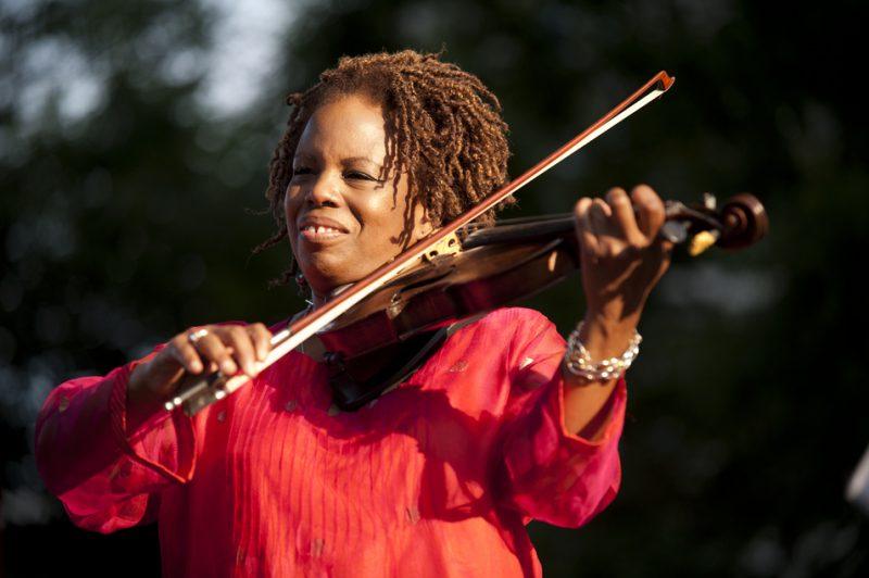 Regina Carter, Detroit Jazz Festival 2014