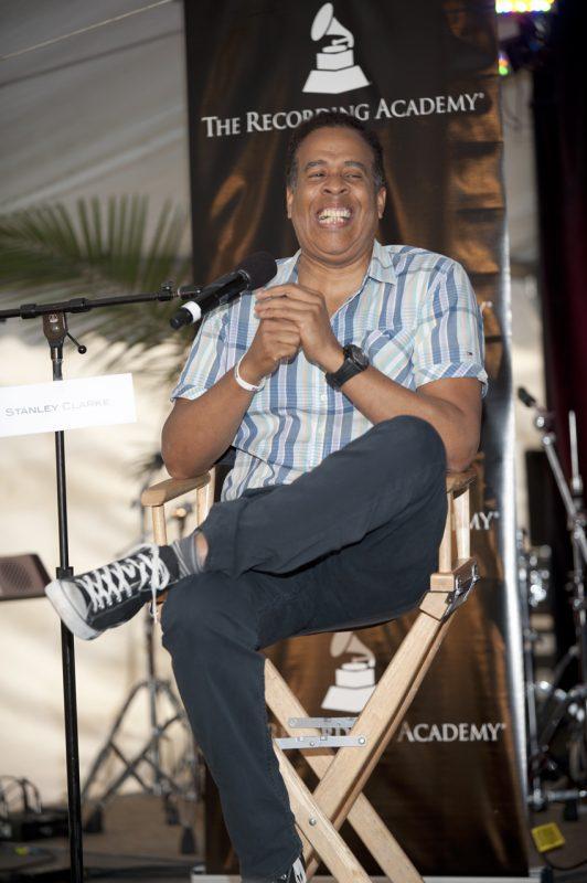 Stanley Clarke, Detroit Jazz Festival 2014