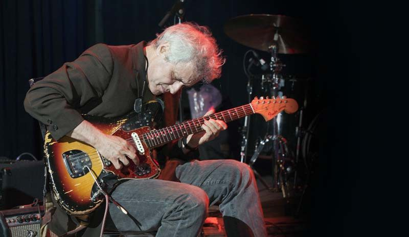 Marc Ribot, Le Poisson Rouge, NYC, May 2014