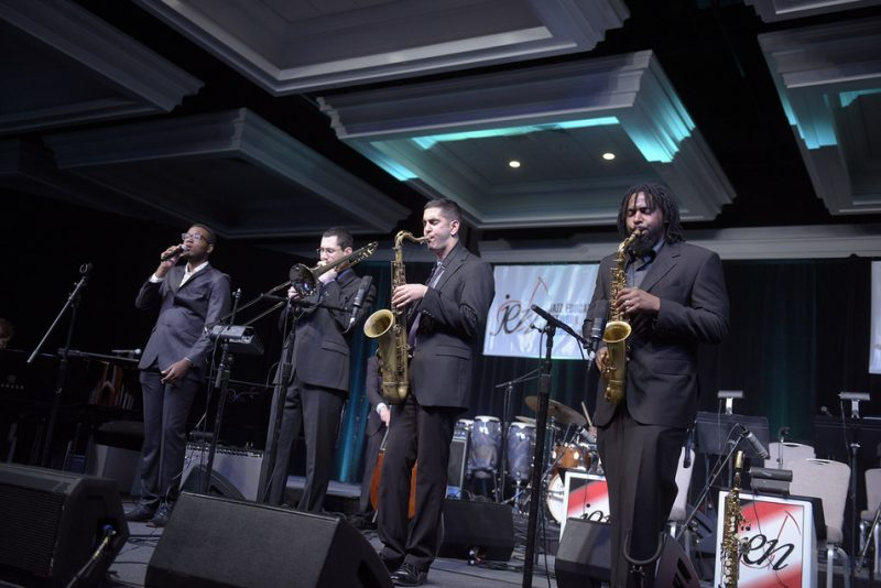 Monk Institute Ensemble, Jazz Education Network conference, San Diego, 1-15