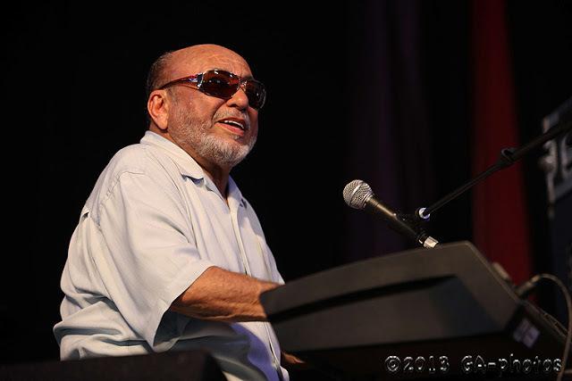 Eddie Palmieri at New Orleans Jazz Fest 2013, Weekend One