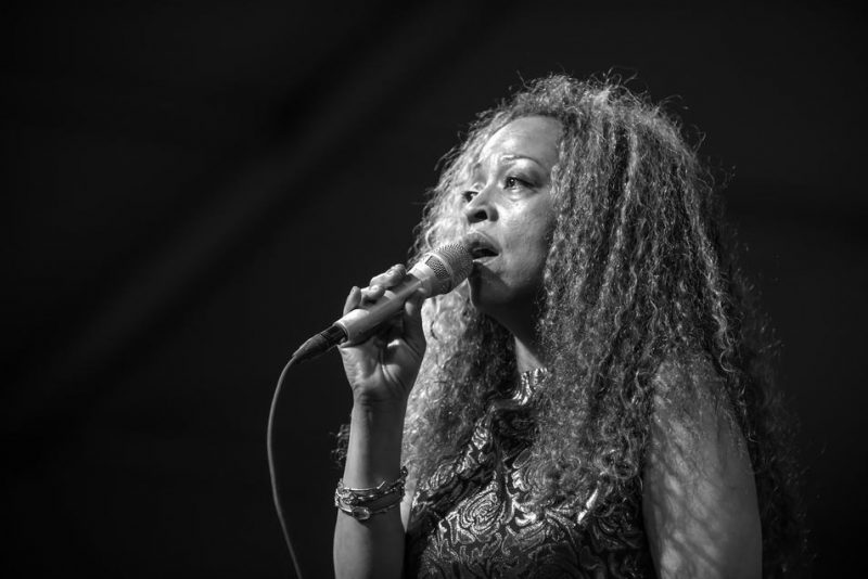 Cassandra Wilson, New Orleans Jazz & Heritage Festival, April 2015