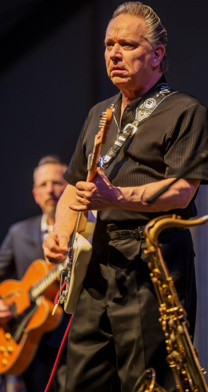 Jimmie Vaughan, New Orleans Jazz & Heritage Festival, April 2015