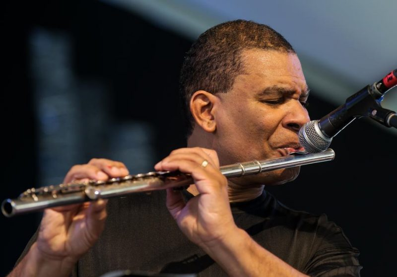 Kent Jordan, New Orleans Jazz & Heritage Festival, April 2015