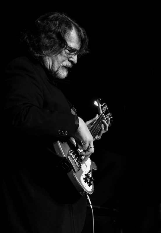 Chris Brubeck in performance with Triple Play at The Chrysler Museum of Art in Norfolk, Va.