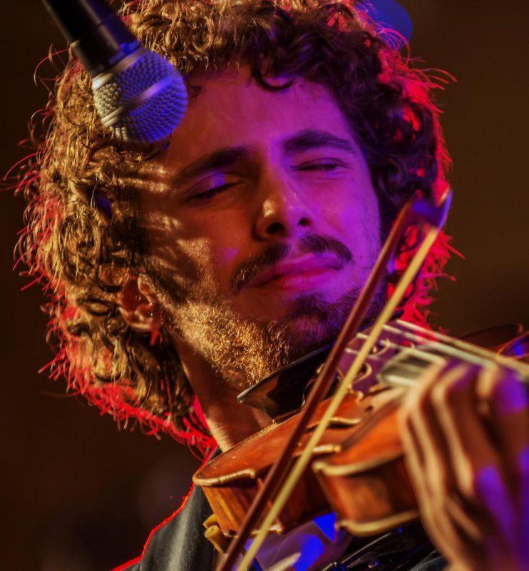 Jonathan Russell from the North Carolina Jazz Festival