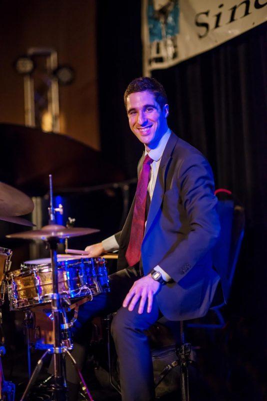 Kevin Dorn from the North Carolina Jazz Festival
