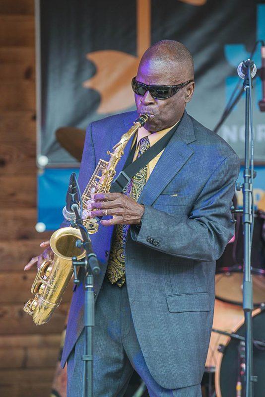 Maceo Parker, Duck Jazz Festival 2015