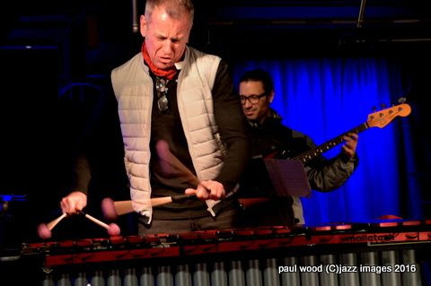 Joe Locke, London Pizza, London, England January 2016
