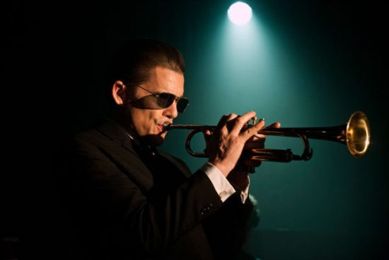 "Ethan Hawke as Chet Baker in ""Born to Be Blue"" image 0"