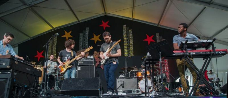 Snarky Puppy, New Orleans Jazz Fest 2016