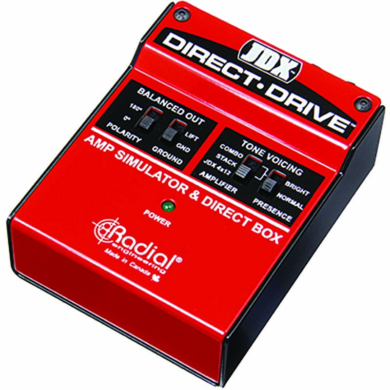 Radial Engineering Direct-Drive JDX