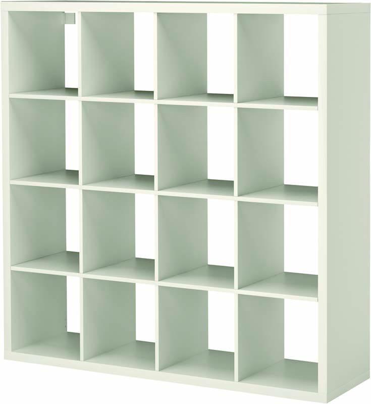 Ikea's Kallax shelving unit