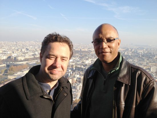 Larry Koonse and Billy Childs in Paris image 0