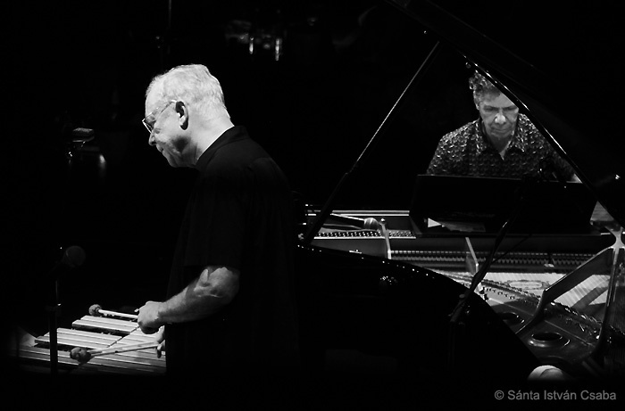 Chick Corea and Gary Burton perform at Blue Note Milano, Sept. 1-2