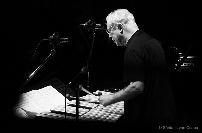 Gary Burton performs at Blue Note Milano, Sept. 1-2