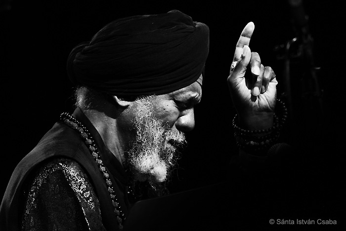 Dr. Lonnie Smith performs at the 2016 North Sea Jazz Festival