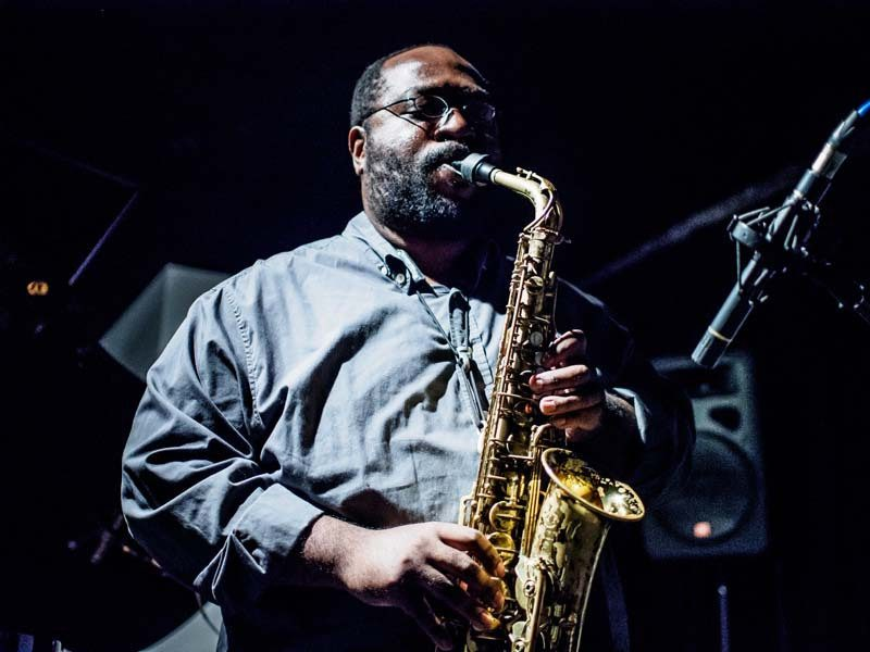 """""""I'm from the South,"""" says Darius Jones, """"and when I first heard [Ayler], I didn't think it was out. What he played made a lot of sense to me."""""""