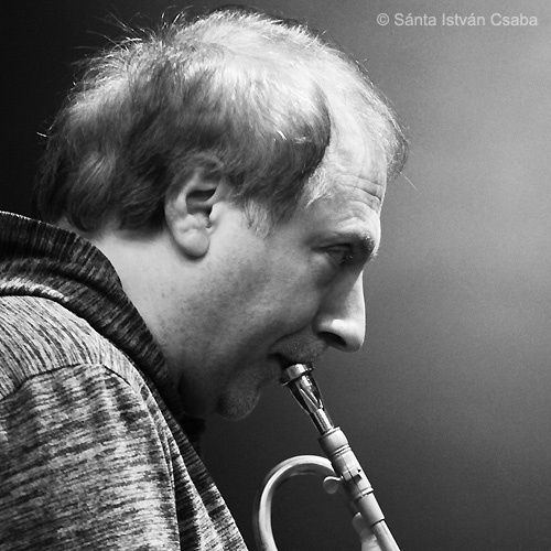 David Weiss with the Cookers at the 2016 Moncalieri Jazz Festival in Italy