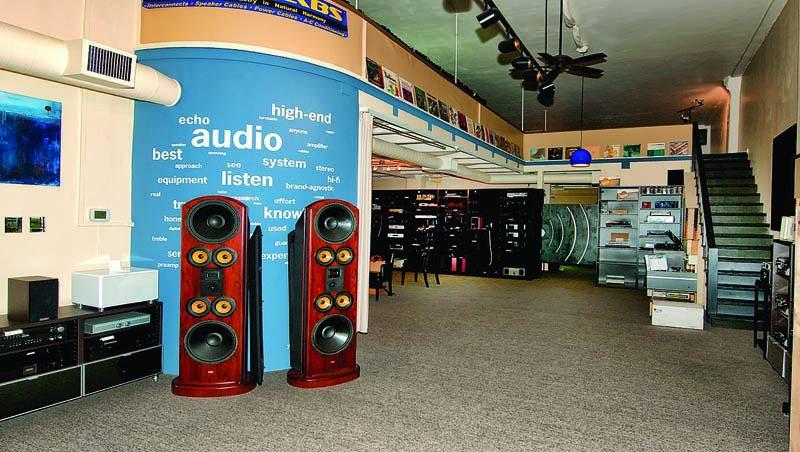 Echo Audio; Portland, Ore.