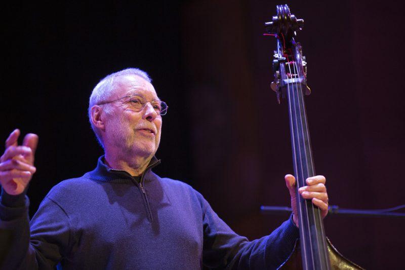 Dave Holland at the Princeton University Jazz Festival