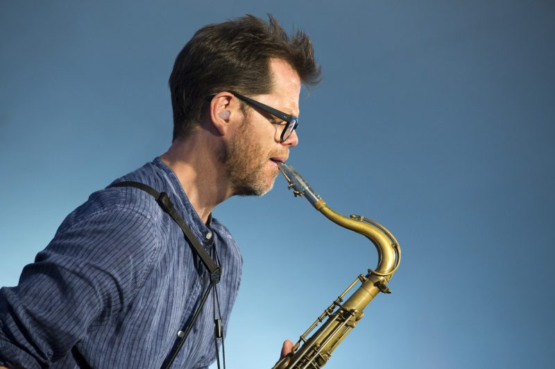 Donny McCaslin at the Princeton University Jazz Festival